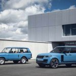HER MAJESTY'S CHOICE – 50 YEARS OF RANGE ROVER