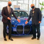 """Brian Jessel BMW announces sponsorship of """"Courage To Come"""" Back Awards"""